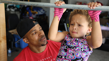 5-Year-Old CrossFitter Can Deadlift Double Her Weight