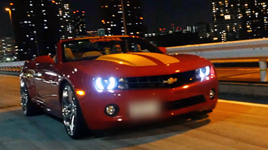 American Muscle Cars Get Japanese Makeover