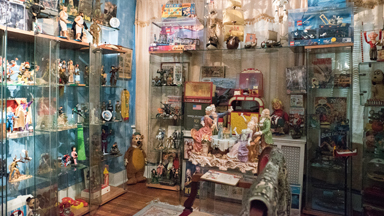 Toy Story: Inside the vintage toy collection worth $1.5 million