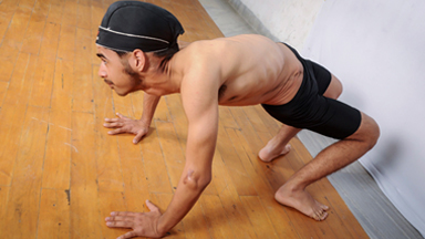 Rubber Boy: Schoolboy Wants To Be World's Most Flexible Man