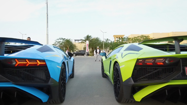 Qatar's Multi-Million Dollar Supercar Meet