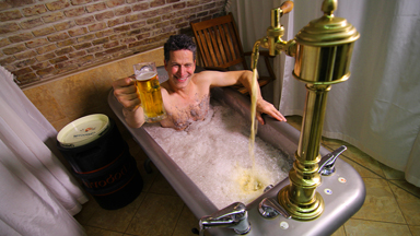Take A Bath In Beer