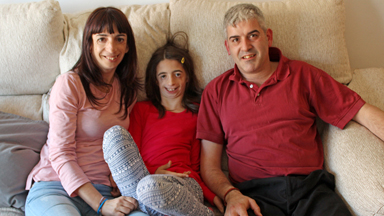 Treacher Collins Family: Mum And Daughter Born With Rare Facial Condition