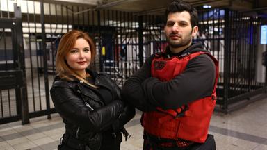 Meet America's Real Super Hero Couple
