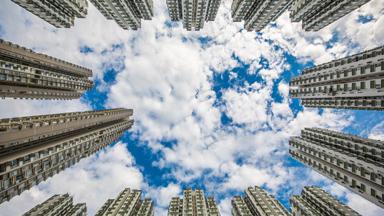 Hong Kong's Concrete Jungle
