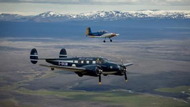 Vintage Aircrafts' Intrepid Arctic Adventure