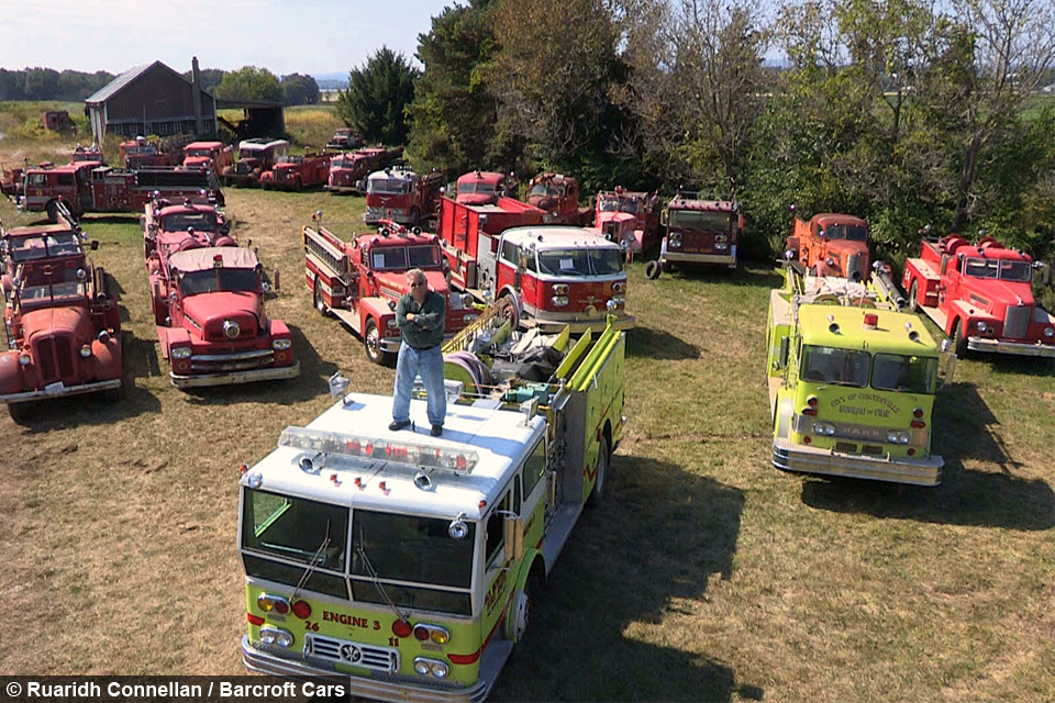 1 Million Dollar Fire Truck >> Hot Wheels: American Has Million Dollar Fire Truck Collection