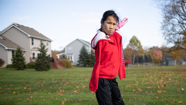 The 12-Year-Old Armless Baseball Player