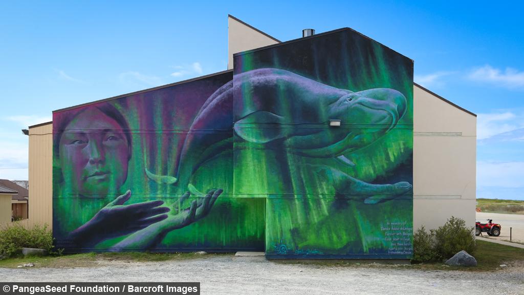 Artivists Travel The Globe Painting Murals To Spotlight