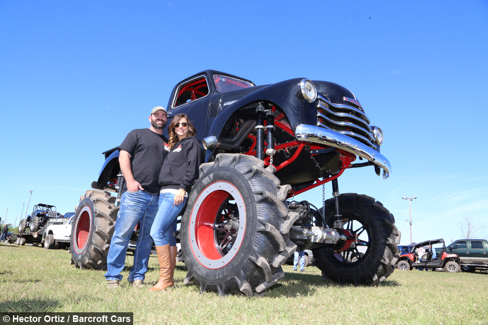 chevy monster truck