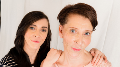 Like Mother, Like Daughter: £50k Facelift Gives Mum New Lease of life