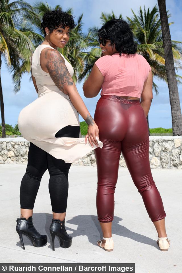 Shover nude huge black ass in spandex star sasha