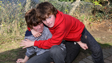 'We Were Told To Give Up Our Autistic Twins'