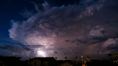 Blown Away: Stunning Timelapses Of Arizona Storms