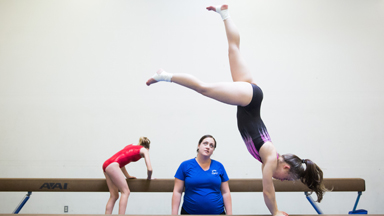 Gymnast With Down Syndrome Defies Doctors