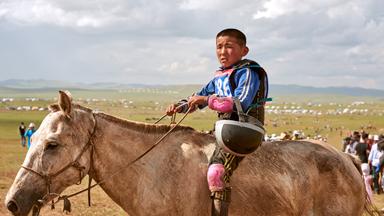 Desert Dwellers: Explore life amongst Mongolia's singing dunes