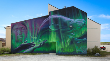 'ARTivists' Travel The Globe Painting Murals To Spotlight Ocean Conservation