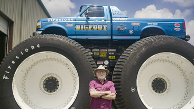 Bigfoot #5 - The World's Biggest Monster Truck