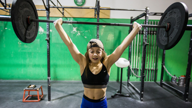 The 10-Year-Old CrossFitter Aiming For The Olympics