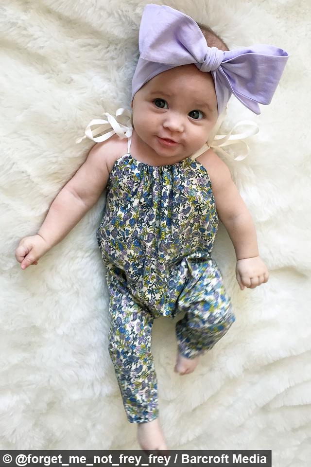 9c0004af2 Instagram s Best-Dressed Baby  Fashion-Forward 8-Month-Old Becomes ...