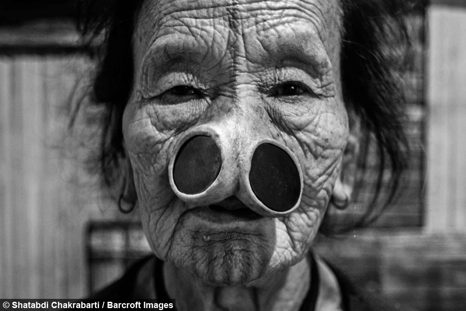 behind the body modification women of apatani tribe