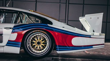 Porsche Unveils Their Top Five Wildest Rear Wings