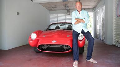 Green machine: Environmentalist builds sports car out of cannabis hemp