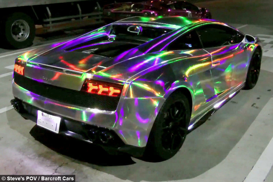 Lighting Up Tokyo Japan\u0027s Custom Supercar Crew