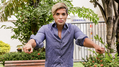 The $1 Million Brazilian Ken Doll