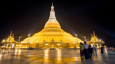 Naypyidaw: Myanmar's Mysterious Capital City