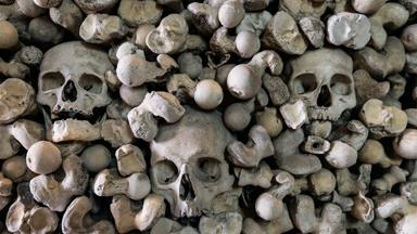 The Secret Skull Crypt of Kent