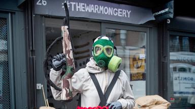 World Of War-craft: Felt Gun Shop Opens In East London