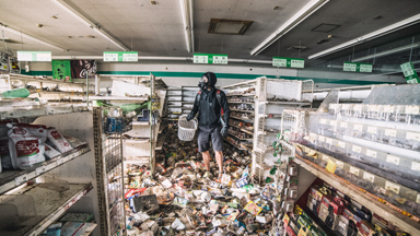 Inside Fukushima's Untouched nuclear disaster exclusion zone