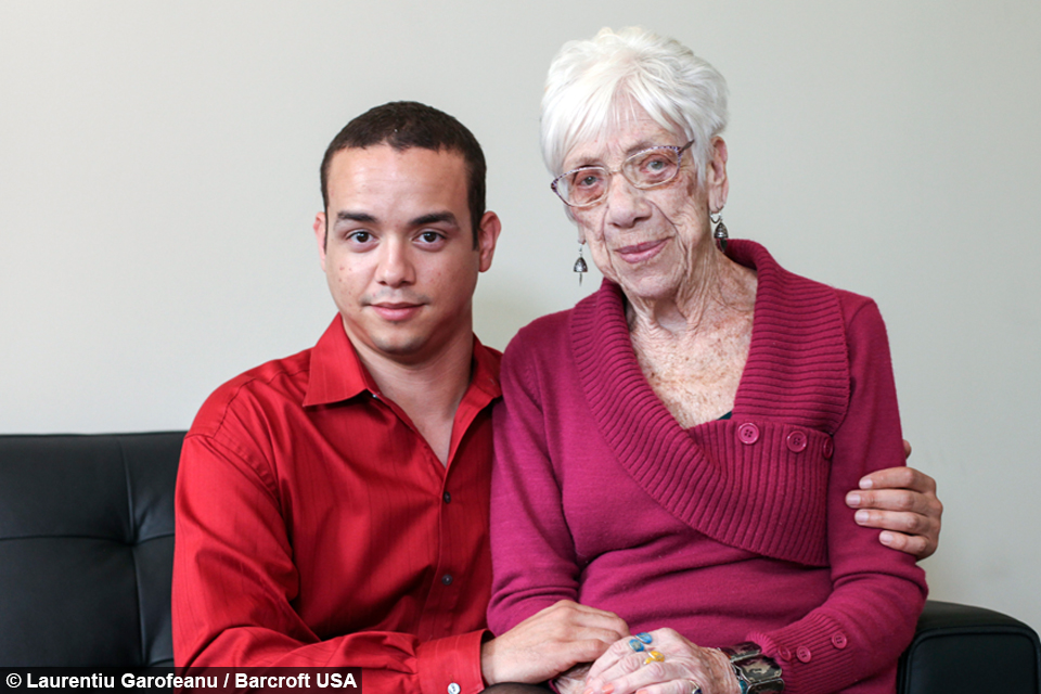 Toy Boy Dates 91 Year-Old Great Grandmother