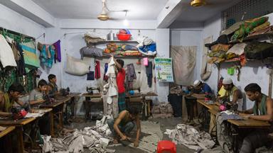 Inside Bangladesh's Garments Workshops