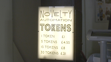 Inside London's Wackiest Arcade