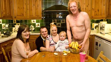 Naked Parents Let It All Hang Out