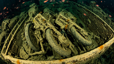 What Lies Beneath? Beautiful Images Of The SS Thistlegorm Shipwreck Ahead Of Temporary Closure
