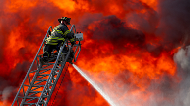 Blaze of glory: Firefighter documents heroic efforts of fire departments in New Jersey