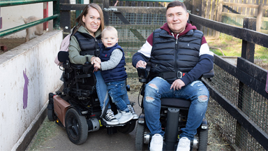 Being Disabled Doesn't Stop Us Being Great Parents