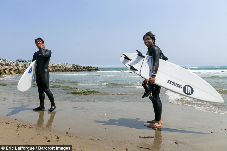 Surfer fukushima