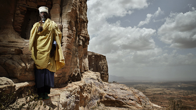 The Ancient Churches Carved into Ethiopia's Land