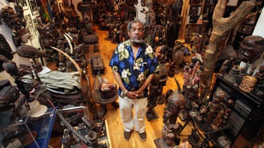Kenya Believe It? African Art Collector's $10 MILLION Urban Hoard