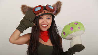 Cosplay Gives Little Woman Confidence