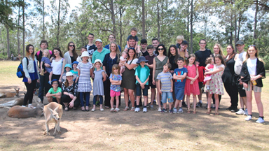 19 Kids And Counting Down Under