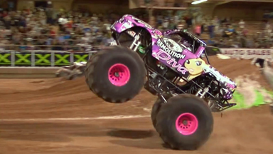 The World's First Ever Monster Truck Kids Team