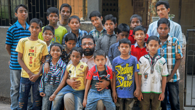 Devoted Dad Adopts 16 Kids With HIV
