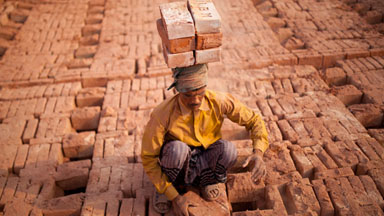 Brick By Brick: The Bangladeshi Factory Workers Who Do All The Heavy Lifting