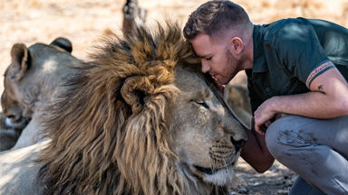 Daring Ranger Spends A Day With 5 Lions
