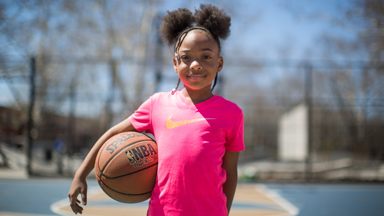 The 8 Year Old Basketballer Shooting For The Stars